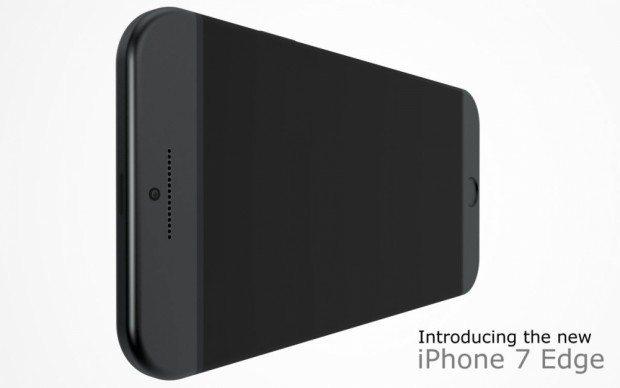 Türk tasarımcı iPhone 7 edge konseptini böyle çizdi galerisi resim 2