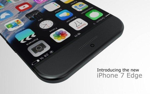 Türk tasarımcı iPhone 7 edge konseptini böyle çizdi galerisi resim 5