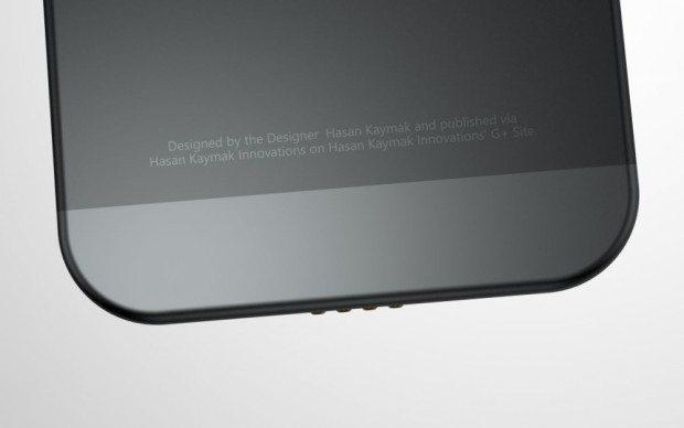 Türk tasarımcı iPhone 7 edge konseptini böyle çizdi galerisi resim 6