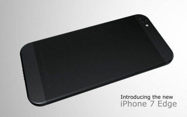 Türk tasarımcı iPhone 7 edge konseptini böyle çizdi galerisi resim 7