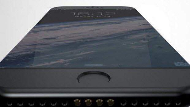 Türk tasarımcı iPhone 7 edge konseptini böyle çizdi galerisi resim 8