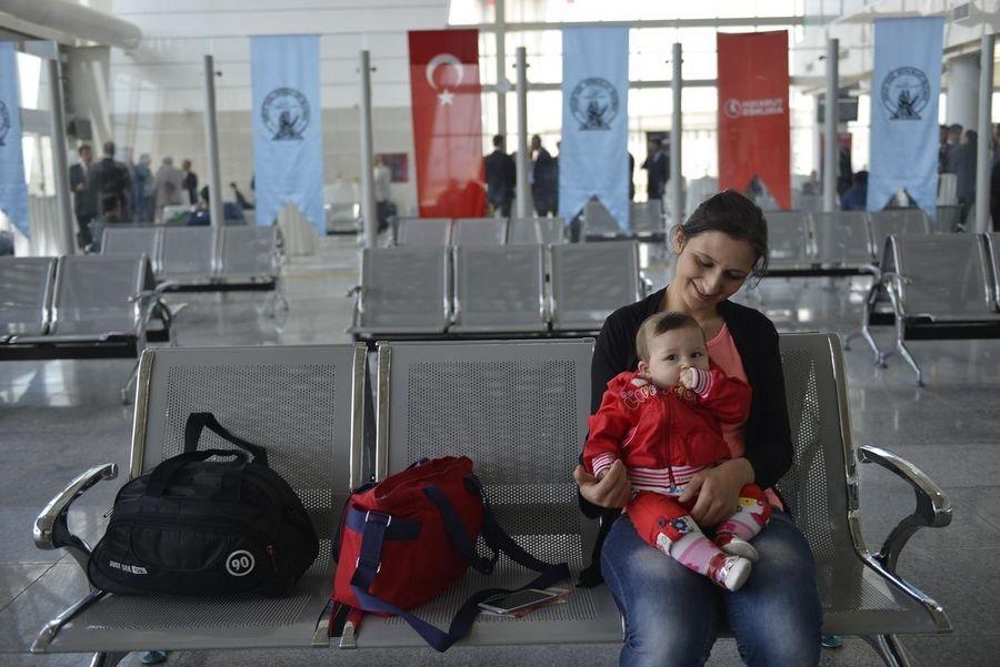 Yüksekova Havalimanı açıldı galerisi resim 2