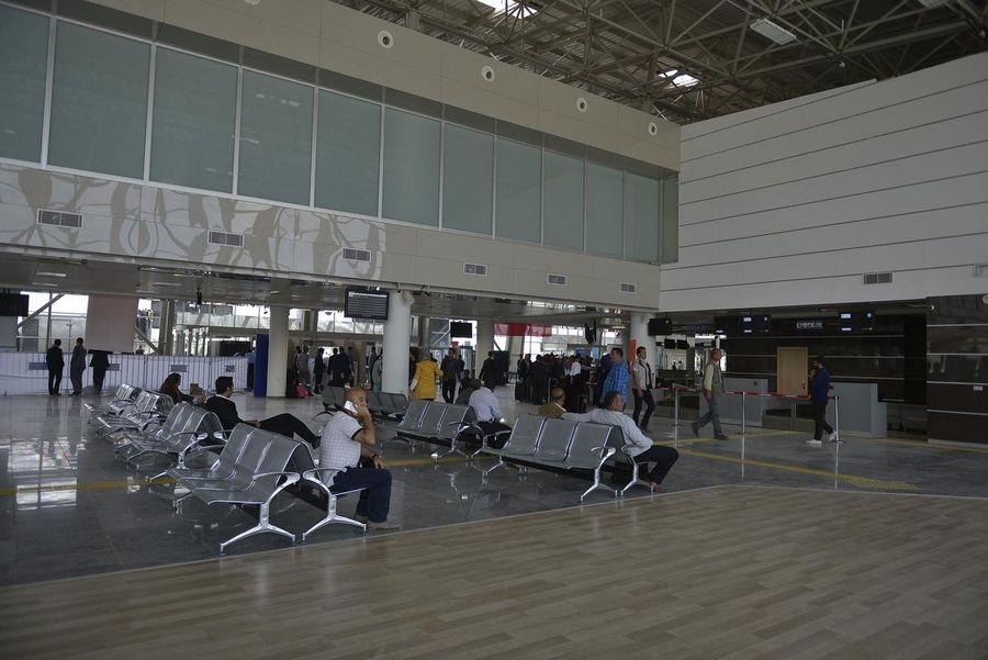 Yüksekova Havalimanı açıldı galerisi resim 29
