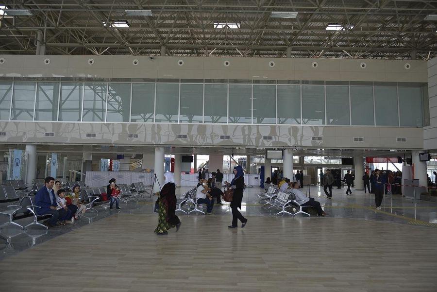 Yüksekova Havalimanı açıldı galerisi resim 31