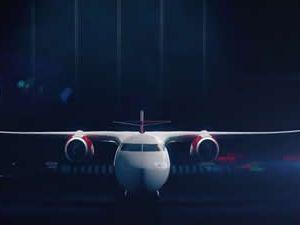 Başbakan Ahmet Davutoğlu, Yerli Uçak Projesinin Tanıtımını Yaptı