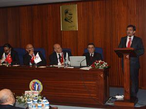 Gemi Sanayicileri Derneği'nin 15. Olağan Genel Kurulu yapıldı