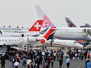 Paris Havacılık Fuarı başladı
