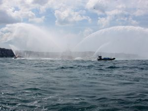 İstanbul'da 1 Temmuz Denizcilik ve Kabotaj Bayramı Kutlamaları