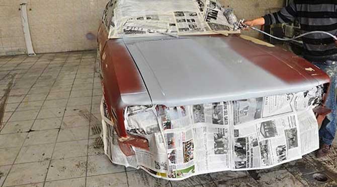 Klasik otomobillere hayat veriyorlar galerisi resim 1