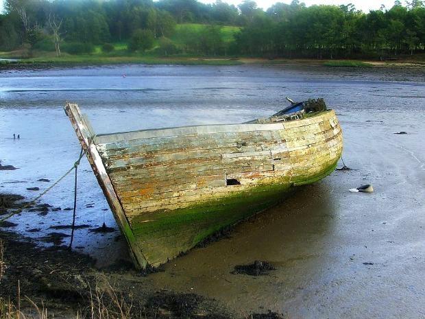 Çürümeye terk edilen görkemli gemiler galerisi resim 12