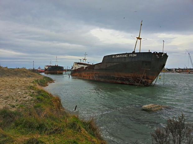Çürümeye terk edilen görkemli gemiler galerisi resim 13