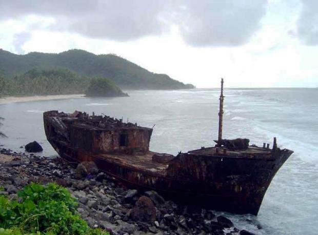 Çürümeye terk edilen görkemli gemiler galerisi resim 14