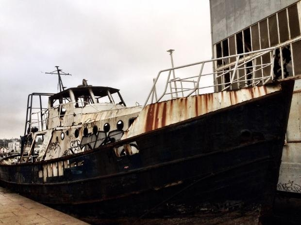 Çürümeye terk edilen görkemli gemiler galerisi resim 21