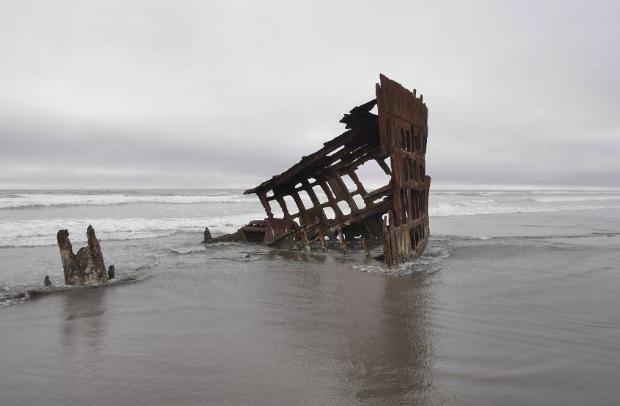 Çürümeye terk edilen görkemli gemiler galerisi resim 33