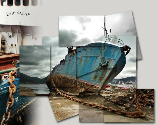 Çürümeye terk edilen görkemli gemiler galerisi resim 35