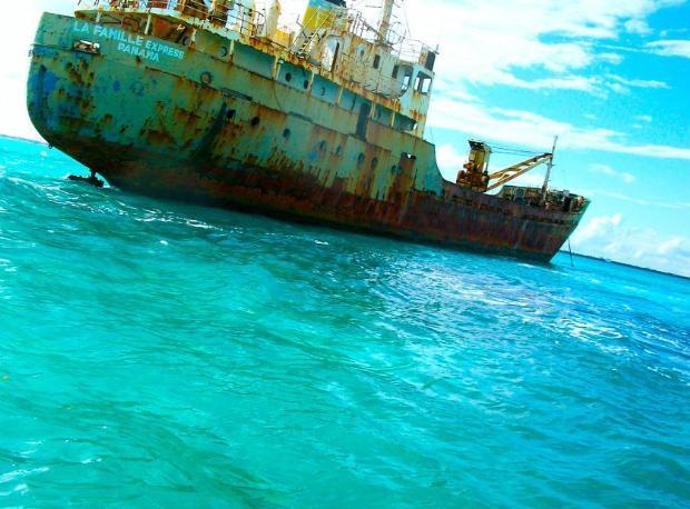 Çürümeye terk edilen görkemli gemiler galerisi resim 38