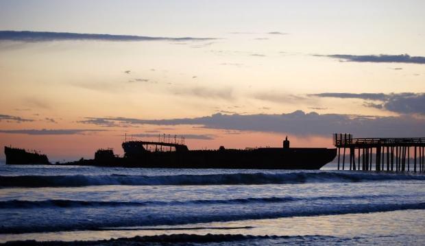 Çürümeye terk edilen görkemli gemiler galerisi resim 4