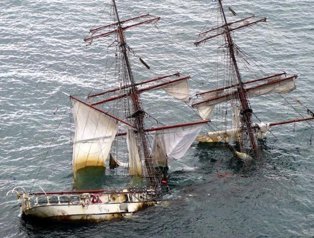 Çürümeye terk edilen görkemli gemiler galerisi resim 44