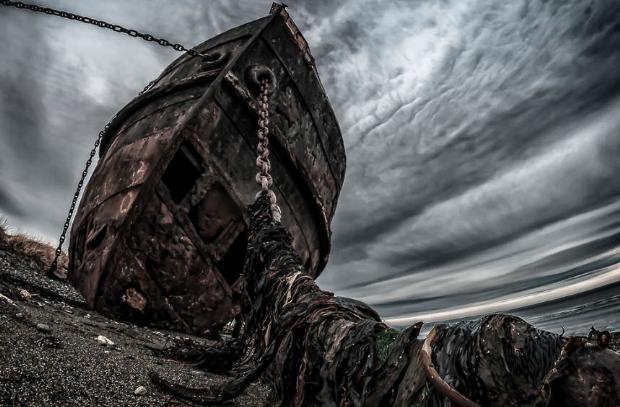 Çürümeye terk edilen görkemli gemiler galerisi resim 46