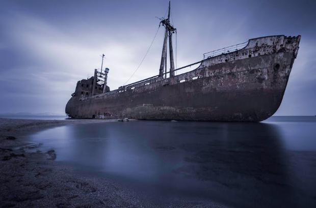 Çürümeye terk edilen görkemli gemiler galerisi resim 50