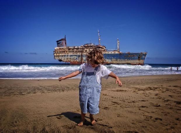 Çürümeye terk edilen görkemli gemiler galerisi resim 52