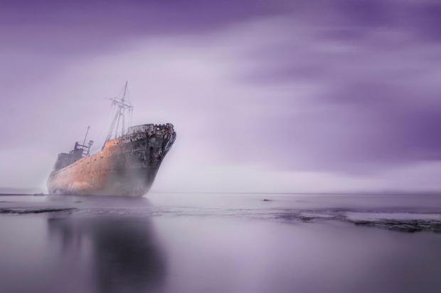 Çürümeye terk edilen görkemli gemiler galerisi resim 57