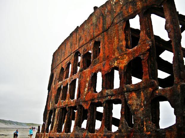 Çürümeye terk edilen görkemli gemiler galerisi resim 6
