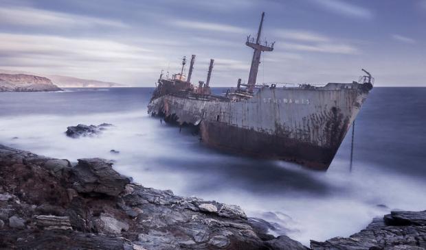 Çürümeye terk edilen görkemli gemiler galerisi resim 60