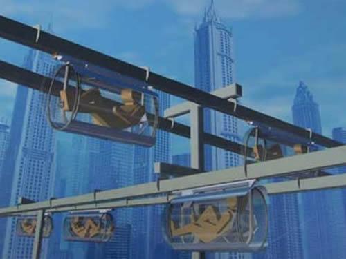 Geleceğin ulaşım sistemi galerisi resim 3