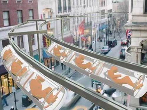 Geleceğin ulaşım sistemi galerisi resim 7