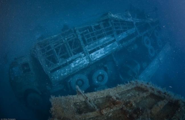 Okyanusların dibindeki en ilginç 20 şey galerisi resim 1