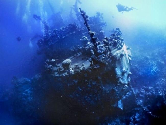 Okyanusların dibindeki en ilginç 20 şey galerisi resim 7