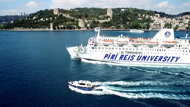 M/F Piri Reis Üniversitesi Eğitim Gemisi galerisi resim 2