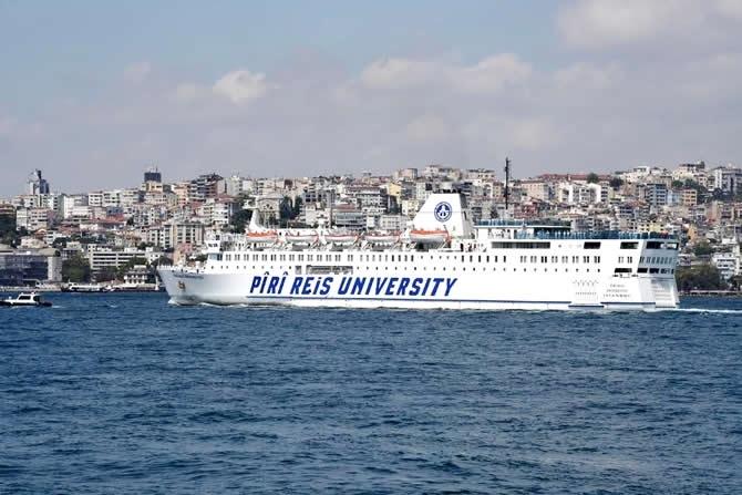 M/F Piri Reis Üniversitesi Eğitim Gemisi galerisi resim 4
