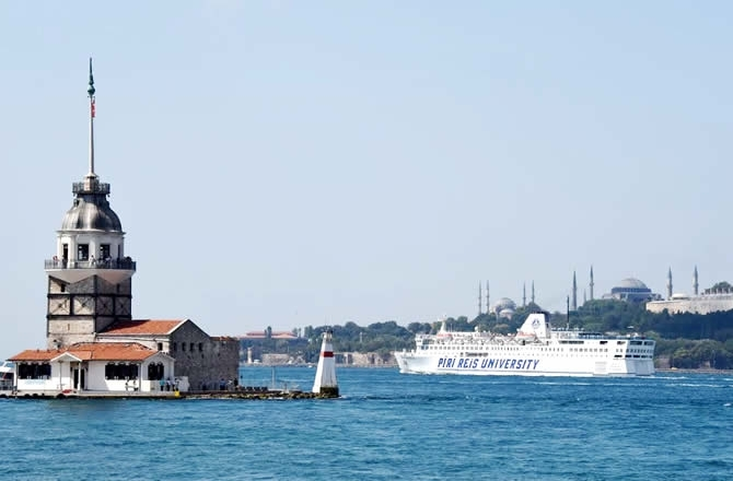 M/F Piri Reis Üniversitesi Eğitim Gemisi galerisi resim 6