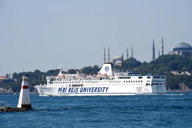 M/F Piri Reis Üniversitesi Eğitim Gemisi galerisi resim 7