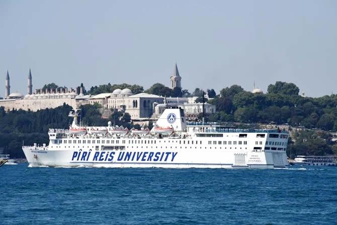 M/F Piri Reis Üniversitesi Eğitim Gemisi galerisi resim 8