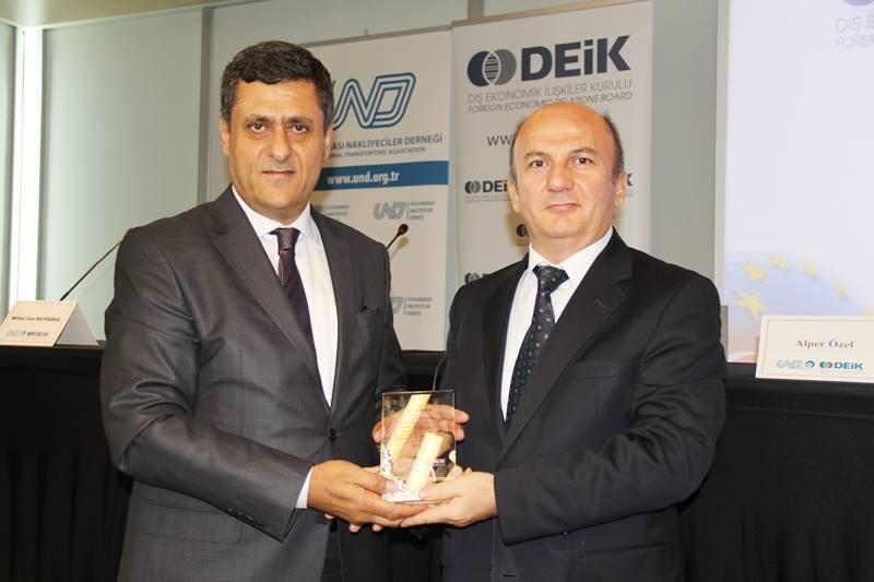 AB-Türkiye Gümrük Birliği'nde Kazan-Kazan Yaklaşımı Semineri galerisi resim 11