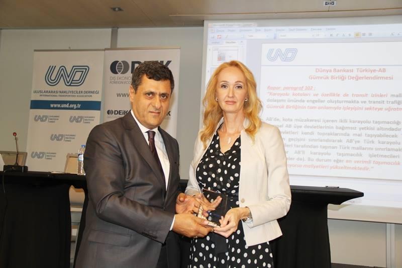 AB-Türkiye Gümrük Birliği'nde Kazan-Kazan Yaklaşımı Semineri galerisi resim 15