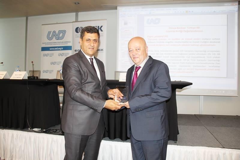 AB-Türkiye Gümrük Birliği'nde Kazan-Kazan Yaklaşımı Semineri galerisi resim 16