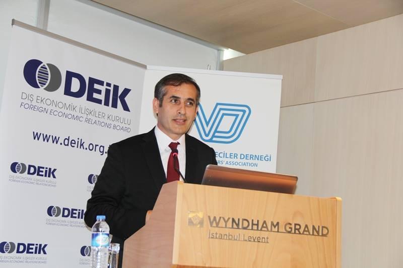 AB-Türkiye Gümrük Birliği'nde Kazan-Kazan Yaklaşımı Semineri galerisi resim 17