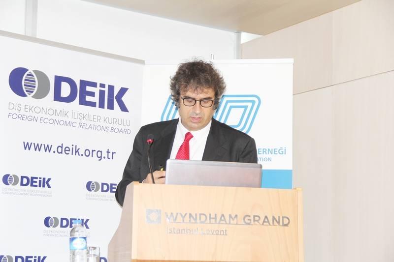 AB-Türkiye Gümrük Birliği'nde Kazan-Kazan Yaklaşımı Semineri galerisi resim 18