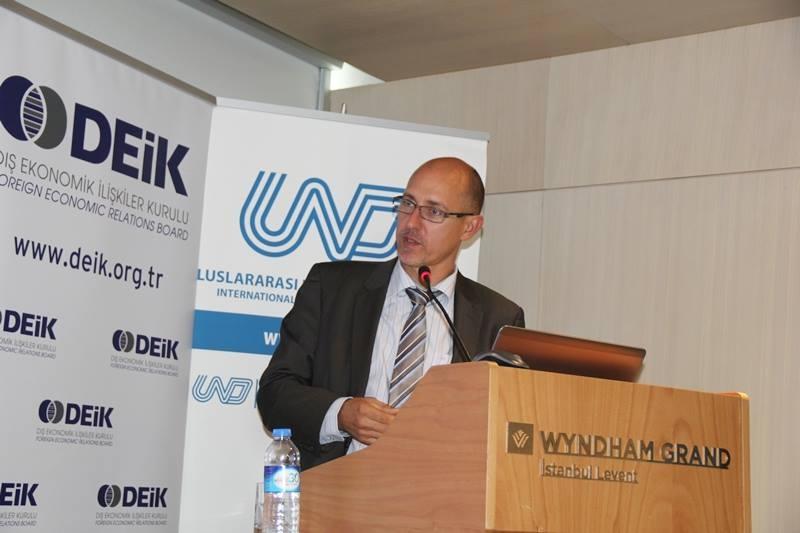 AB-Türkiye Gümrük Birliği'nde Kazan-Kazan Yaklaşımı Semineri galerisi resim 20