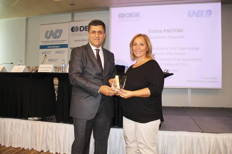 AB-Türkiye Gümrük Birliği'nde Kazan-Kazan Yaklaşımı Semineri galerisi resim 22