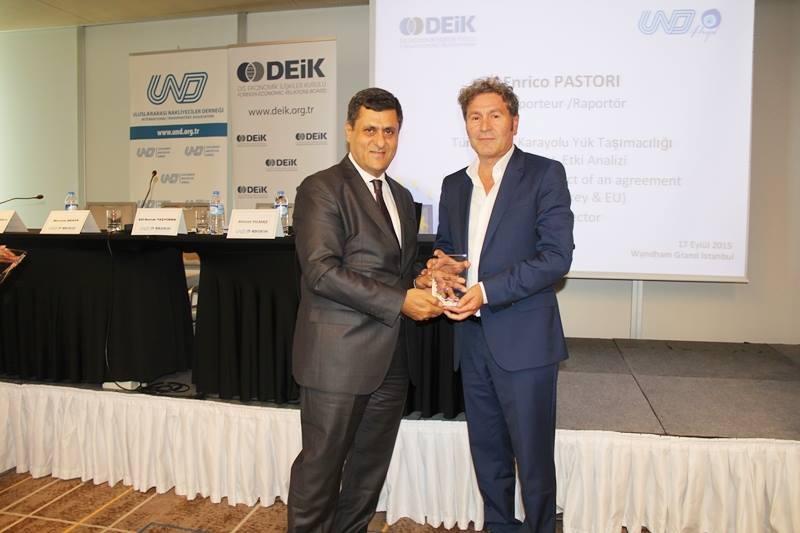 AB-Türkiye Gümrük Birliği'nde Kazan-Kazan Yaklaşımı Semineri galerisi resim 24