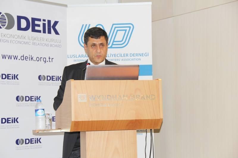AB-Türkiye Gümrük Birliği'nde Kazan-Kazan Yaklaşımı Semineri galerisi resim 3