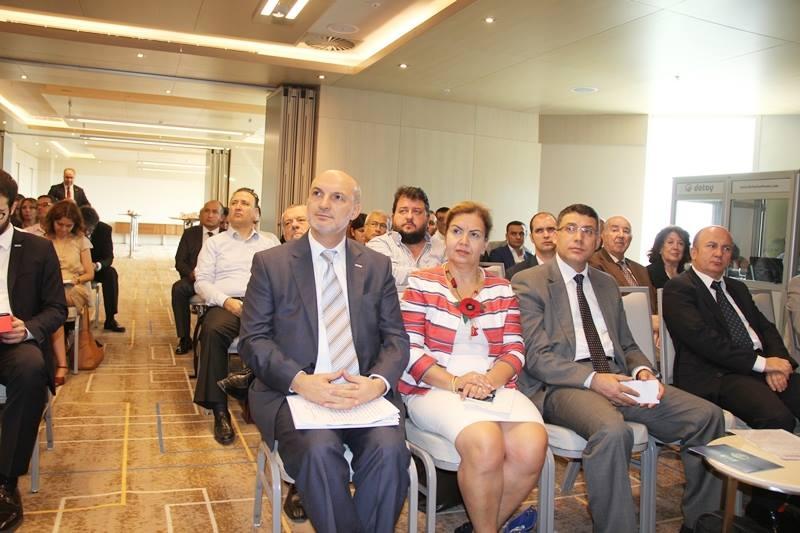 AB-Türkiye Gümrük Birliği'nde Kazan-Kazan Yaklaşımı Semineri galerisi resim 32