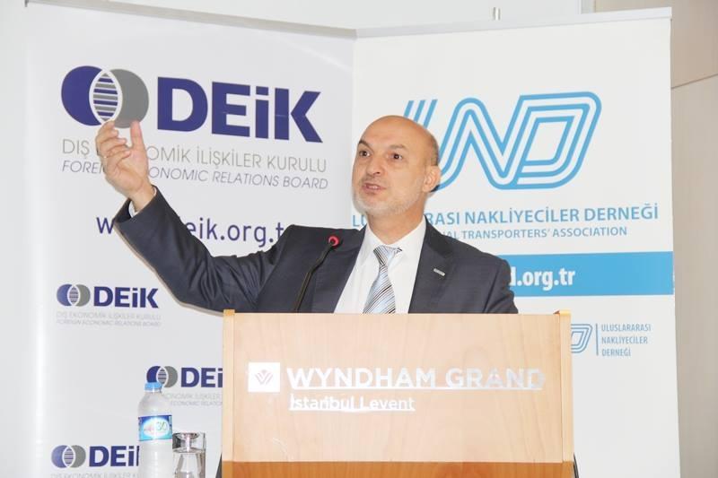AB-Türkiye Gümrük Birliği'nde Kazan-Kazan Yaklaşımı Semineri galerisi resim 34