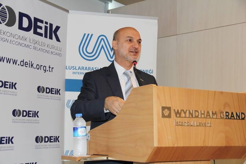 AB-Türkiye Gümrük Birliği'nde Kazan-Kazan Yaklaşımı Semineri galerisi resim 4