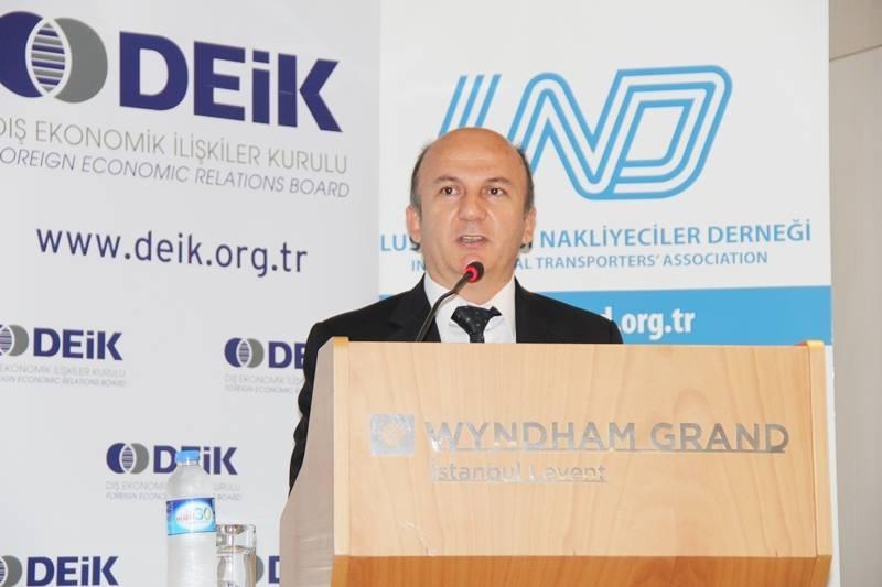 AB-Türkiye Gümrük Birliği'nde Kazan-Kazan Yaklaşımı Semineri galerisi resim 5